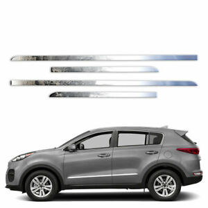 4p Stainless 1 1 8 Accent Trim Fits 2017 2020 Kia Sportage By Brighter Design