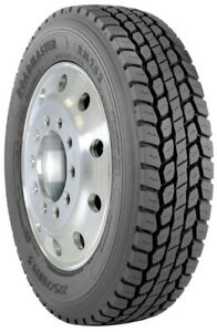 2 New Roadmaster Rm253 128l Tires 2257019 5 225 70 19 5 22570r19 5