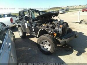 Steering Column Floor Shift Tilt Wheel Fits 06 Wrangler 548251