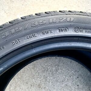 Michelin Latitude Tour Hp 315 35r20 Set Of 2 two
