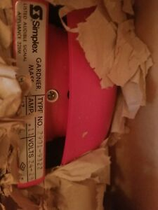 2901 9322 Simplex Fire Alarm Bell New In Box