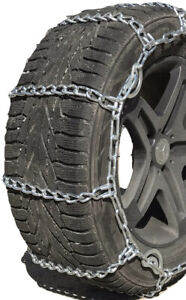 Snow Chains 35x12 5 16 Boron Alloy Cam Tire Chains