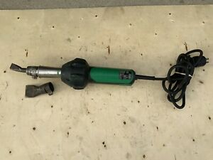 Leister Triac St Hot Air Blower Heat Gun Free Shipping To Usa
