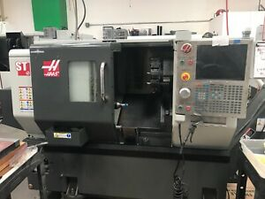 2013 Haas St 10 Lathe Chip Conveyor Parts Catcher Tooling Package Ref cnc0722