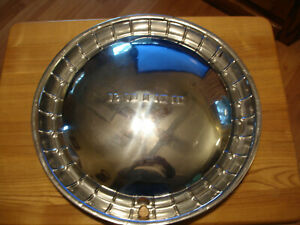 Old Vintage Original 50 s Buick Chrome Hubcap Not Sure What Model You T