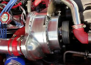 Paxton Sn89 Sn 89 Supercharger S C 86 87 93 Mustang 5 0 Lx Gt Cobra