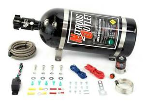 Nitrous Outlet Stand Alone Purge System 10lb Bottle