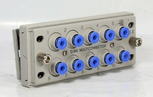 Smc Pneumatic Air Line 10 Ports Multiconnector 5 32