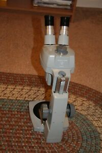 Reconditioned Bausch Lomb Stereo Zoom Microscope 7x To 30x