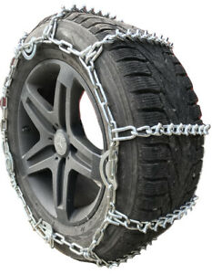 Snow Chains 35x12 5 16boron Alloy Cam V bar Tire Chains