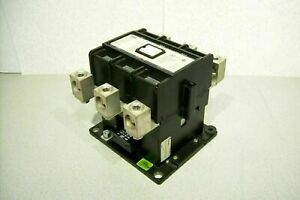 Abb Eh 250 Eh250 300a 600v 3 Phase Contactor 120v Coil Working