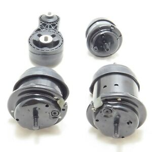 New Hydraulic Engine Motor Trans Mount Set Of 4 For Chevrolet Gmc Buick 3 6l