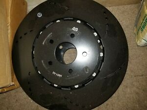 Gt r Rear Rotors Over sized From Racing Brake