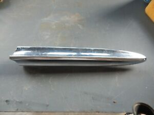 1957 Chevy Car Chrome Piece Rat Rod Original Custom Vintage Hot Rod