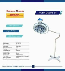 Led Ot Light Surgical Operating Lamp Operation Theater Light Examination y