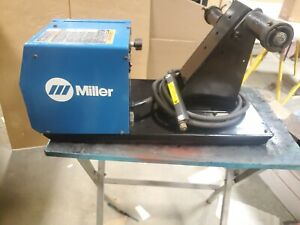 Miller S 62 24v Wire Feeder 60 series good Condition