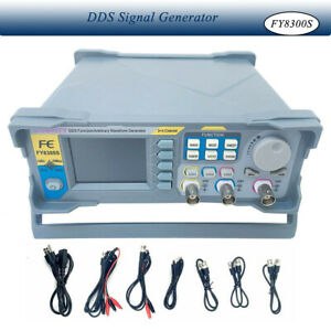 Fy8300s 60m Dds Signal Generator Frequency Counter Arbitrary Wave Us Plug