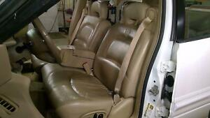 02 05 Buick Lesabre Power Leather Seats Front Rear Bench Oem Cashmere 314