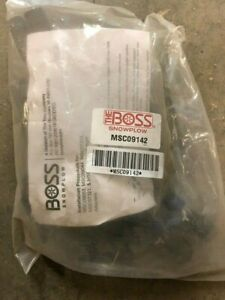 Boss Snow Plows Gm Led Hid 16 Light Adapter Msc09142