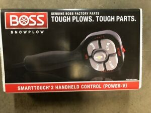 Boss Snow Plows Smart Touch 2 Vplow Handheld Control Msc09601
