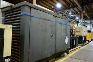 100kw John Deere 6059tf001 Stand by Generator Running Takeout
