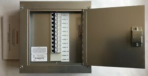 Silver Bullet Mini Sub Branch Current Limiter 12 Spaces 10 Breakers 52 Amps