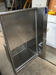 Regency 44 16 Gauge Stainless Steel One Compartment Commercial Sink
