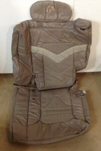 Ducks Unlimited Chevy Tahoe 98 99 Seat Cover Rear Ds Passenger Splitbench Head
