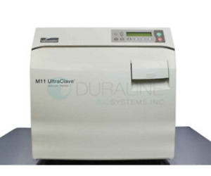 Midmark M11 Autoclave Sterilizer With Warranty In Stock