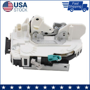 For 07 18 Jeep Wrangler Tailgate Latch Actuator W Power Lock Assembly 4589584af