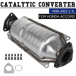 Direct Fit Catalytic Converter For 1998 1999 2000 2001 2002 Honda Accord 2 3l