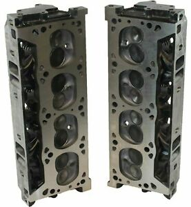 Dodge Jeep 5 2l 5 9l 318 360 Magnum Cylinder Head 6671 0466 Set Genuine Oem