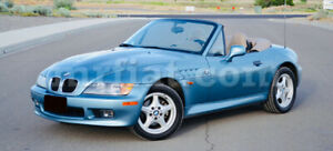 Bmw Z3 Roadster Red Indoor Fabric Car Cover 1996 03 New