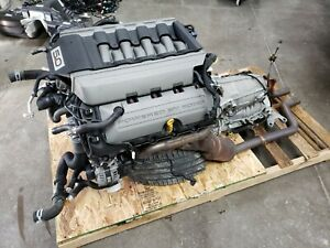 2015 Mustang 5 0 Coyote Engine Gt Drivetrain Automatic 6r80 Transmission 39k Mi