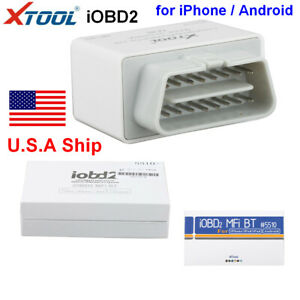 Usa Stock Iobd2 Bluetooth Obd2 Eobd Auto Scanner Diagnostic For Iphone android