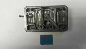 Used Holley 11761 Polished Metering Block