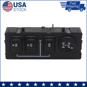 New Transfer Case Select Switch For Hummer Gm 03 07 H2 19259310