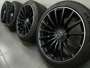20 Inch Winter Tyres Mercedes Amg Gt 4 t rer 43 53 63 A2904010700 Winter