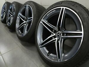 20 Inch Winter Tyres Mercedes Amg Gt 43 53 63 X290 A2904010500 Winter