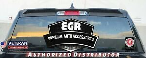 Egr Truck Cab Spoiler Fits 2019 2020 Dodge Ram 1500 Crew W O Sunroof Only