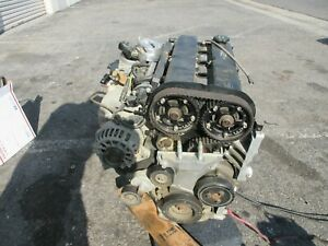 2000 2001 2002 2003 Ford Built Zx2 2 0l Dohc Zetec Engine Forged Pistons Cams