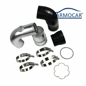 New Cold Side Intercooler Pipe Upgrade Kit For 11 16 Ford 6 7l Powerstroke Diese