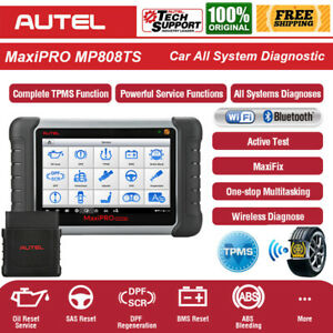 Autel Maxipro Mp808ts Auto Diagnostic Scan Tool Obdii Scanner Tpms Programming