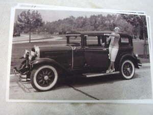 1920 s Whippet Automobile 1 11 X 17 Photo Picture