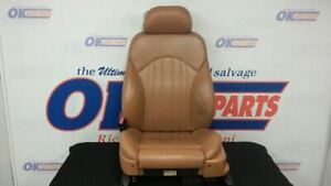2000 Bmw E39 M5 Front Left Driver Power Seat Tan Leather