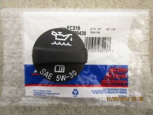 99 09 Pontiac Montana Passenger Cargo Van Engine Oil Filler Fluid Cap Oem New