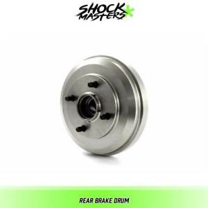 Rear Brake Drum For 2009 2011 Ford Focus Fwd