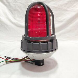 Federal Signal 191xl Hazardous Location Division Listed Led Light