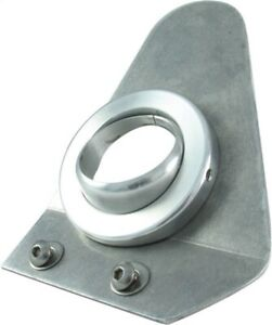 Borgeson Steering Column Floor Mount 55 57 Chevy 2in Column Polished Aluminu