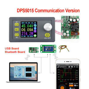 Dps5015 Adjustable Step down Regulated Lcd Digital Power Supply Module Usb bt